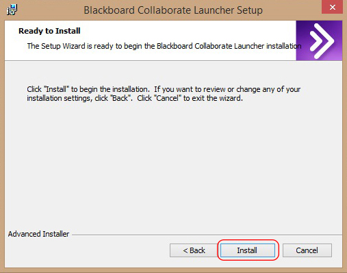 How to Use Blackboard Collaborate - How to Attend Cross